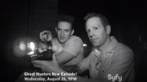 Ghost Hunters Premieres Aug. 26 on Syfy